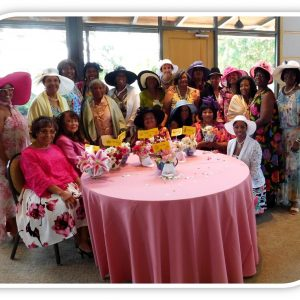 Group - Chapter Tea